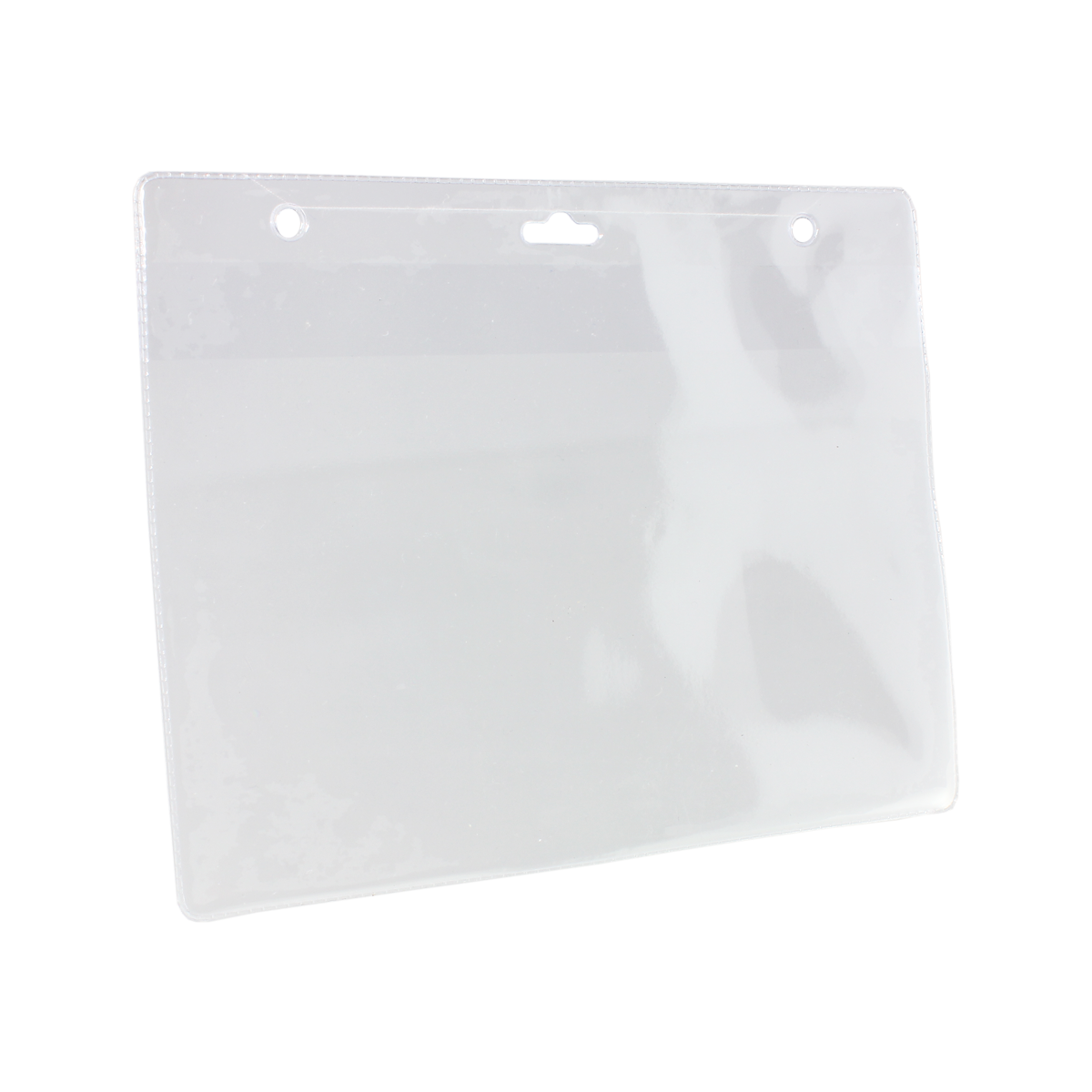 A33/H Etui na identyfikator - miękkie, poziome, format A6