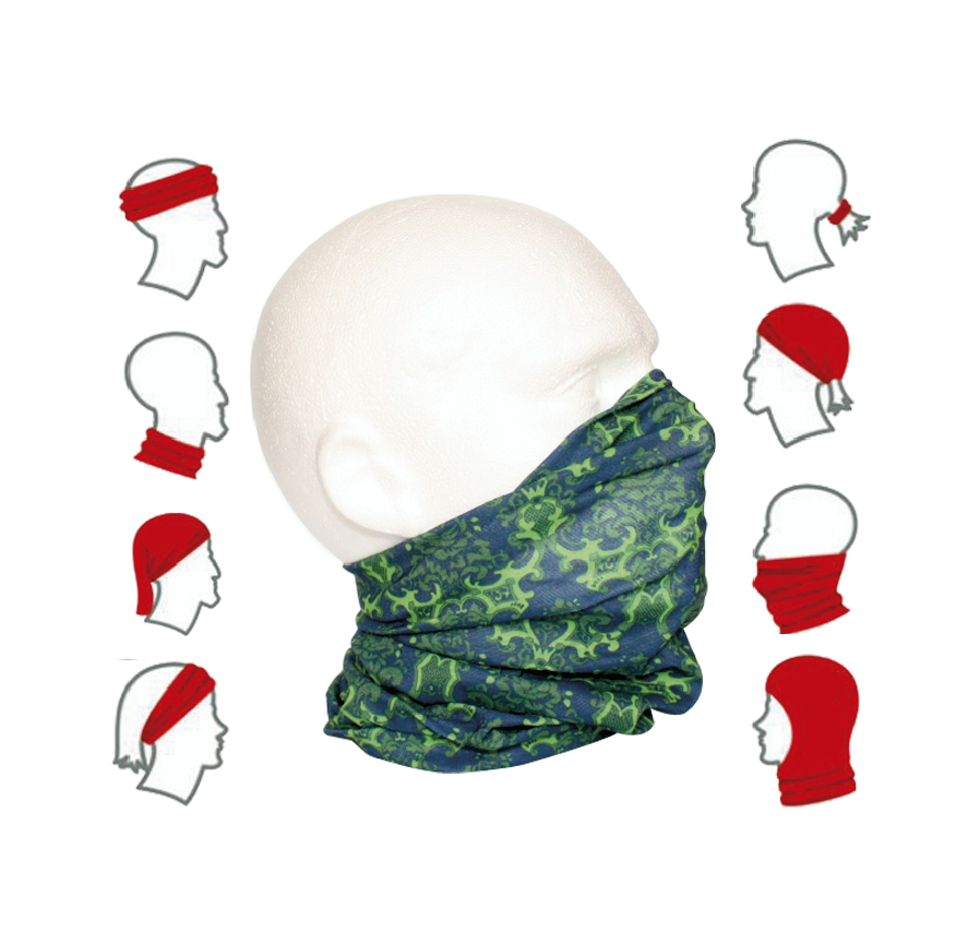 Tube Bandana 10 in 1 (M52)