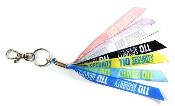 8 Ribbons keychain (M61)